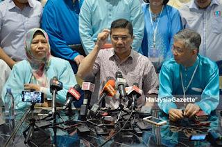 Azmin bidas Anwar langgar empat persetujuan