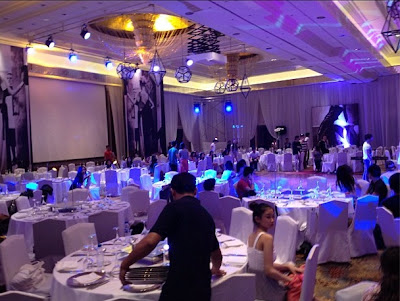 Star Magic Ball 2012 venue