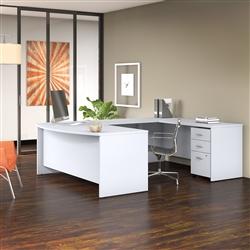 Bush Studio C U Desk