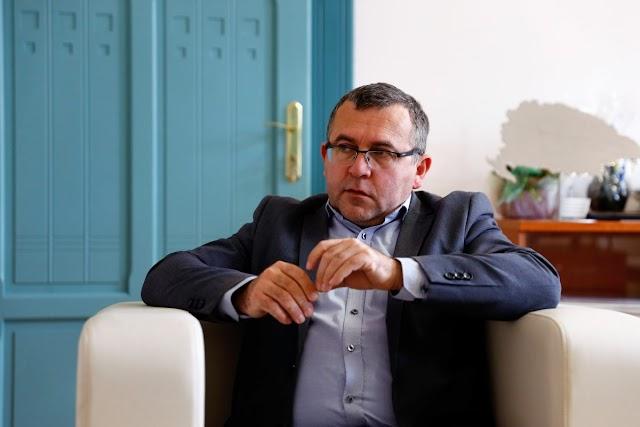 Markót Imre Törökszentmiklós polgármestere