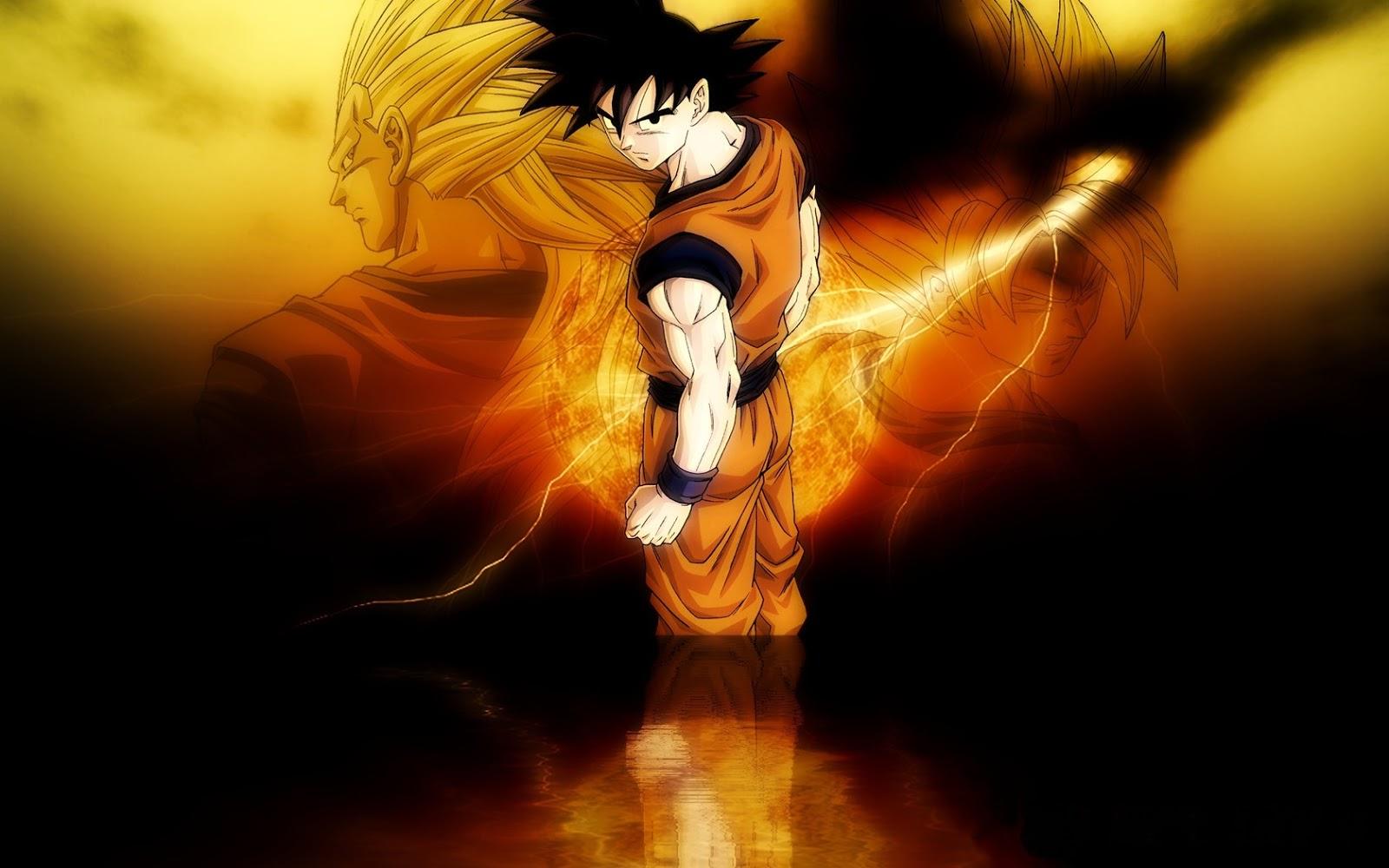 Goku - Super Goku - Fondos de Pantalla HD - Wallpapers HD