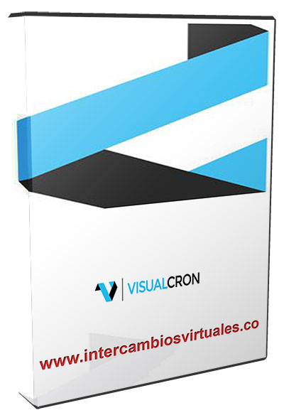VisualCron Pro 9.2.0 Build 25459 poster box cover