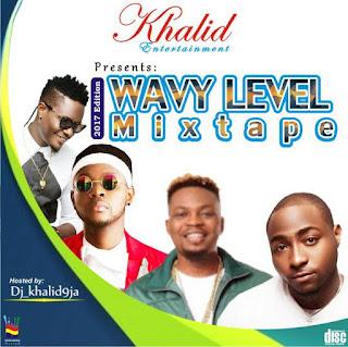 Mixtape: Dj Khalid - WAVY LEVEL MIXTAPE @Tbonfry @RealGosipCenter