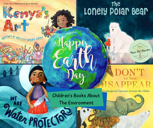 Earth Day children's book list: Picture books about climate change for the next generation of environmental activists