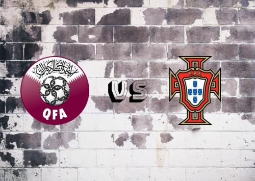 Qatar vs Portugal  Resumen y Partido Completo