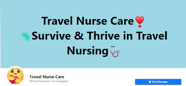 Travel Nurse Care job board