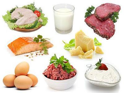 Dinh dưỡng cho người muốn tăng vòng 1