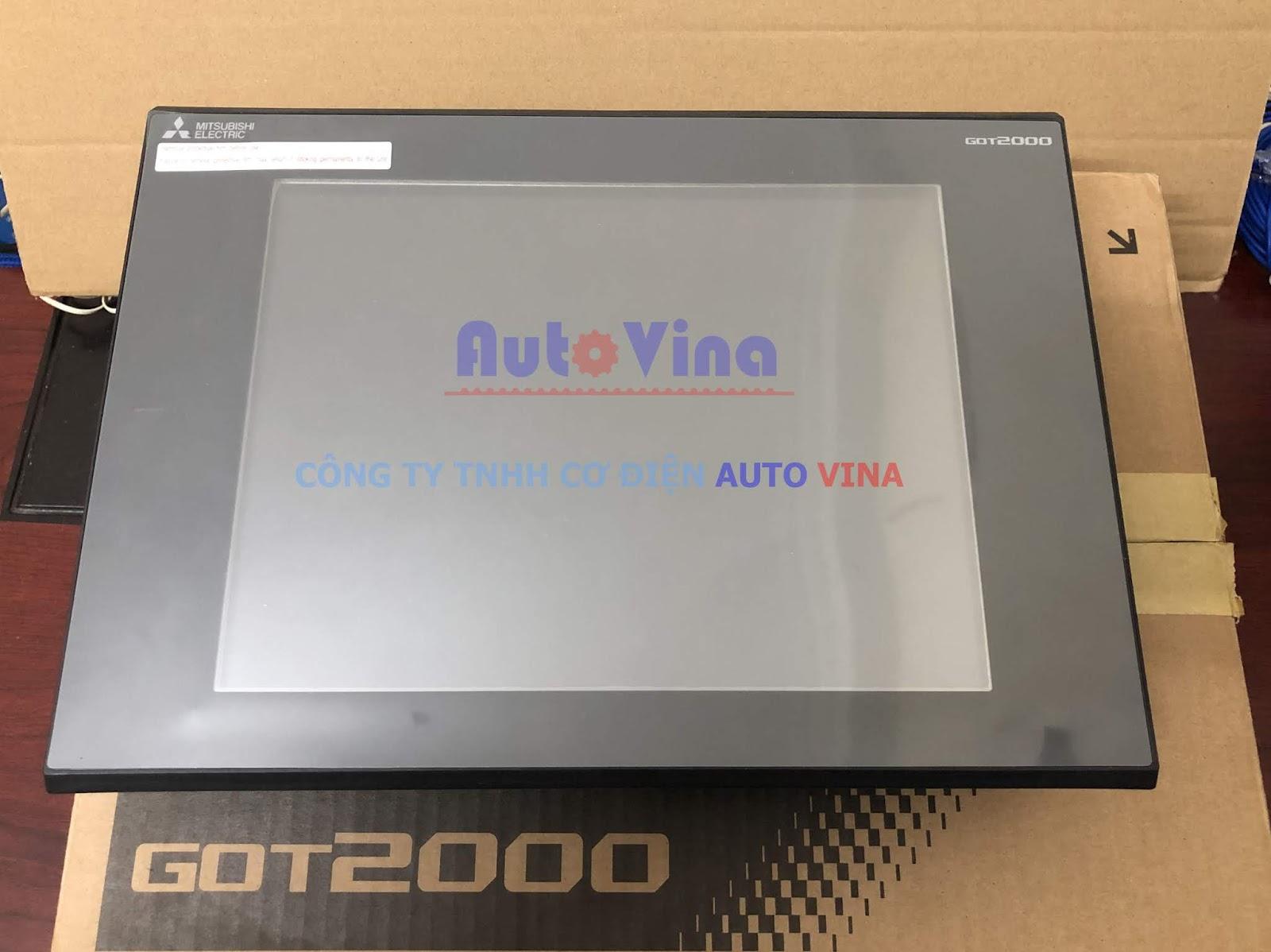 Đại lý bán màn hình cảm ứng HMI Mitsubishi GT2310-VTBA 10.4 inch