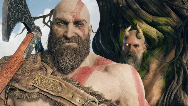 لعبة God of War تحصل على تحديث ضخم استعدادا لإطلاق جهاز بلايستيشن 5 و هذه محتوياته