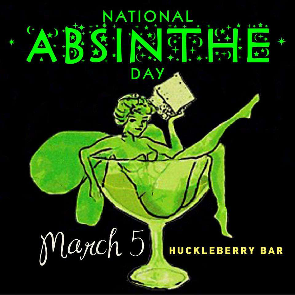 National Absinthe Day Wishes Images