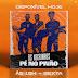 Os Negrinhos - Pe No Pivão (Afro House) [Prod.by Dj Vado Poster] [2k19]