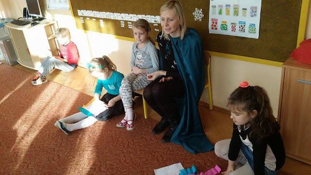 Woluminy w Przedszkolu nr 24 w Elblągu - FOTOrelacja