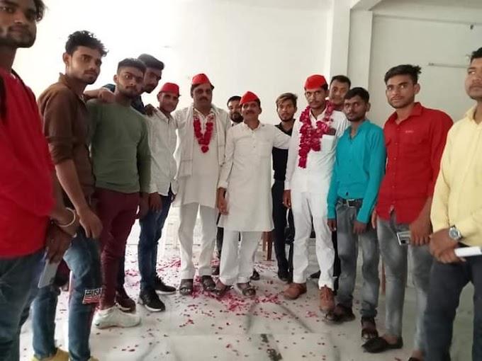 समाजवादी पार्टी के प्रत्याशियों को ब्लॉक प्रमुख चुनाव में जबरन हराकर भाजपा की गुंडागर्दी व प्रशासन की खुली गुंडई
