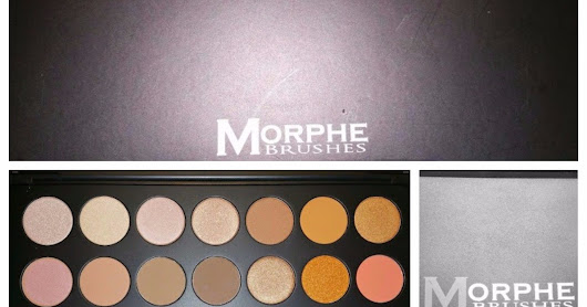 Morphe/Jaclyn Hill Favorites Palette Swatches + New Collab