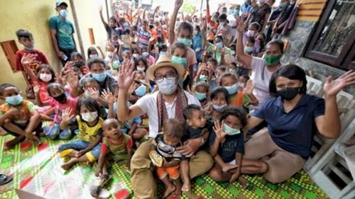 Didoakan Tokoh NTT Jadi Presiden, Ridwan Kamil: Masak Tidak Diaminkan...