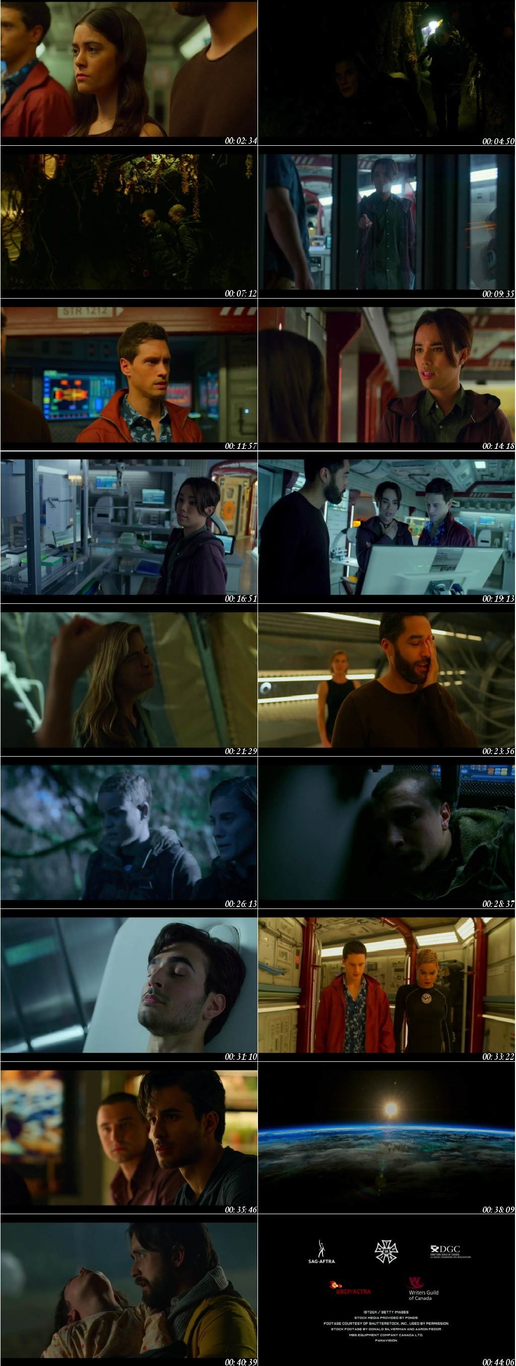 Screenshots Of Hindi Dubbed Show Another Life 2019 Season 01 Complete All Episodes 300MB 720P HD