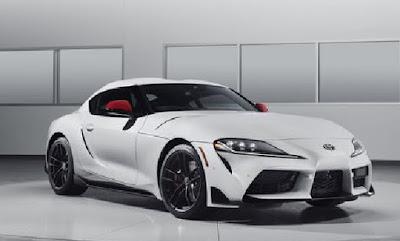 Gambar Toyota Supra 2020, Sport Car Jepang, Tenaga Jerman Produksi Tahun Ini