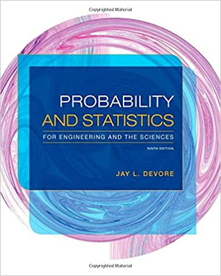 The Probability and Statistics for Engineering and the Sciences - 9th edition pdf free download