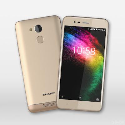 Smartphone SHARP R1