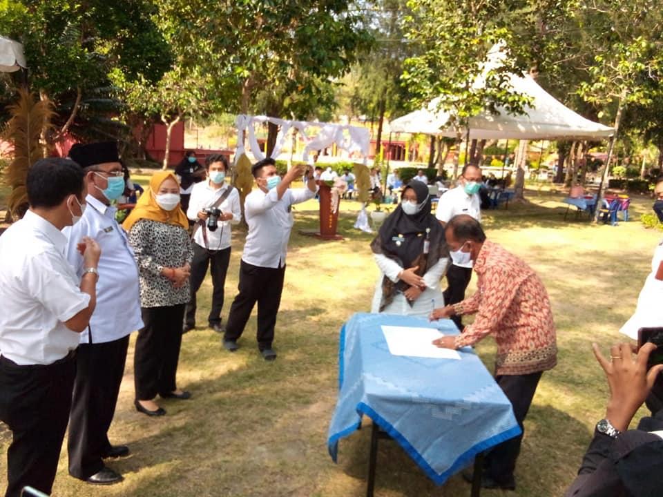 Pembangunan Infrastruktur Menjadi Usulan Yang Paling Dominan Pada Musrenbang Kecamatan Tanjungpinang Kota
