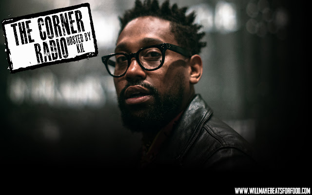 The Corner Radio Hosted by Kil: Chopping It Up with PJ Morton