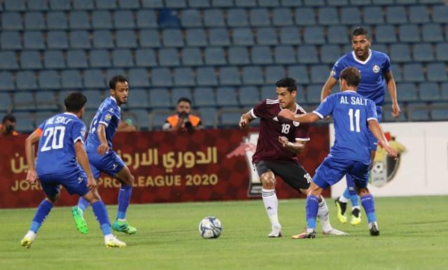مشاهدة مباراة الرمثا ومعان بث مباشر اليوم 14-08-2020 بالدوري الأردني