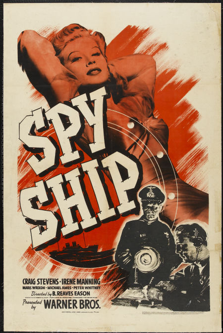 Spy Ship movieloversreviews.filminspector.com