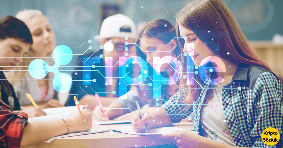 Ripple Blockchain yasası dersleri için bir üniversite ile anlaştı.