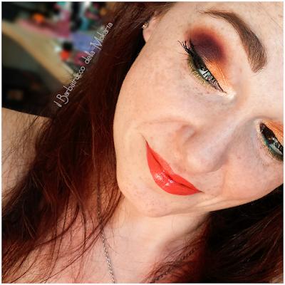 Applicazione Makeup BLOSSOM BLUSH  SHADE & GLOW Nabla Cosmetics