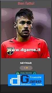 Soluzioni Guess The Football Player livello 5