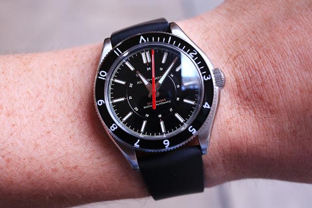 Astor+Banks Sea Ranger wrist