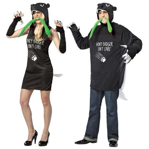 Free Funny Couples Halloween Costumes