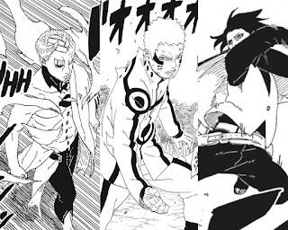 Pembahasan dan Review Manga Boruto Chapter 51