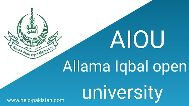 AIOU-Allama Iqbal Open University