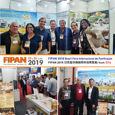 CHANMAG thanks you visiting us at FIPAN 2019