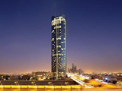 برج رافال في الرياض