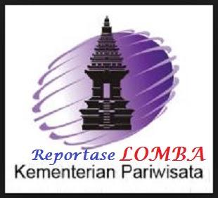 Lomba Info Wisata Berhadiah Rp. 15 Juta, Silakan Pilih Jenis Lomba Tulisan, Foto atau Video