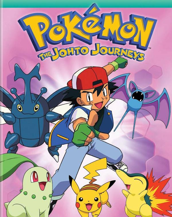 Pokémon Season 3: The Johto Journeys Episodes in Tamil+English