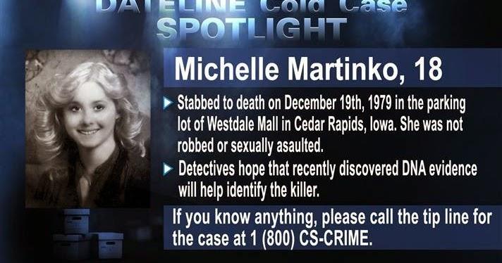 who killed michelle martinko