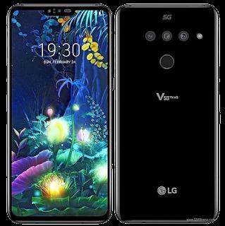HP 5G LG V50 Thin Q 5G