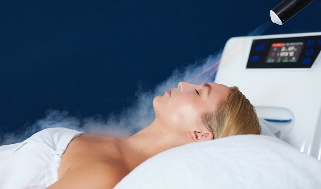 health benefits of cryotherapy treatment