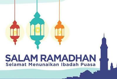 Pantun Ucapan Ramadhan 2020 / 1441 H : Lucu, Bijak, Menghibur dan Bikin Ngakak