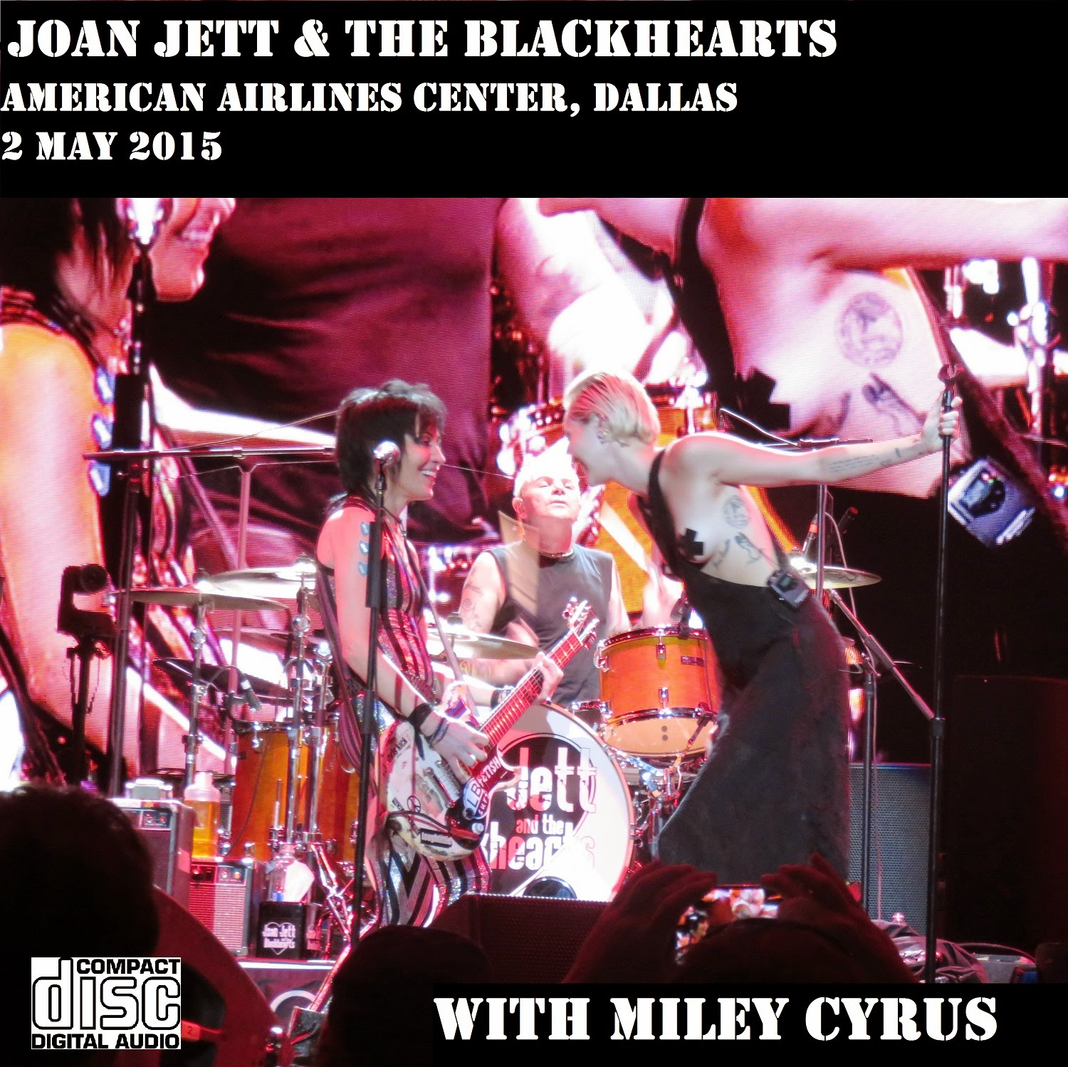 World Of BOOTLEGS: BOOTLEG : Joan Jett & The Blackhearts - American