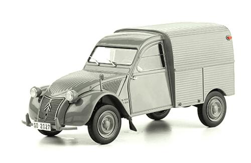 Citroën 2CVs 1957 coches inolvidables salvat
