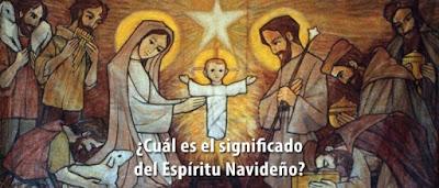 ¿Cuál es el significado del Espíritu Navideño?