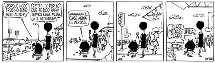 Mafalda, y una crónica anunciada de las penurias habitacionales argentina