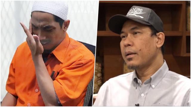 Ustadz Maaher Meninggal saat Proses Hukum, Munarman: Pihak yang Bertanggungjawab Patut Diadili