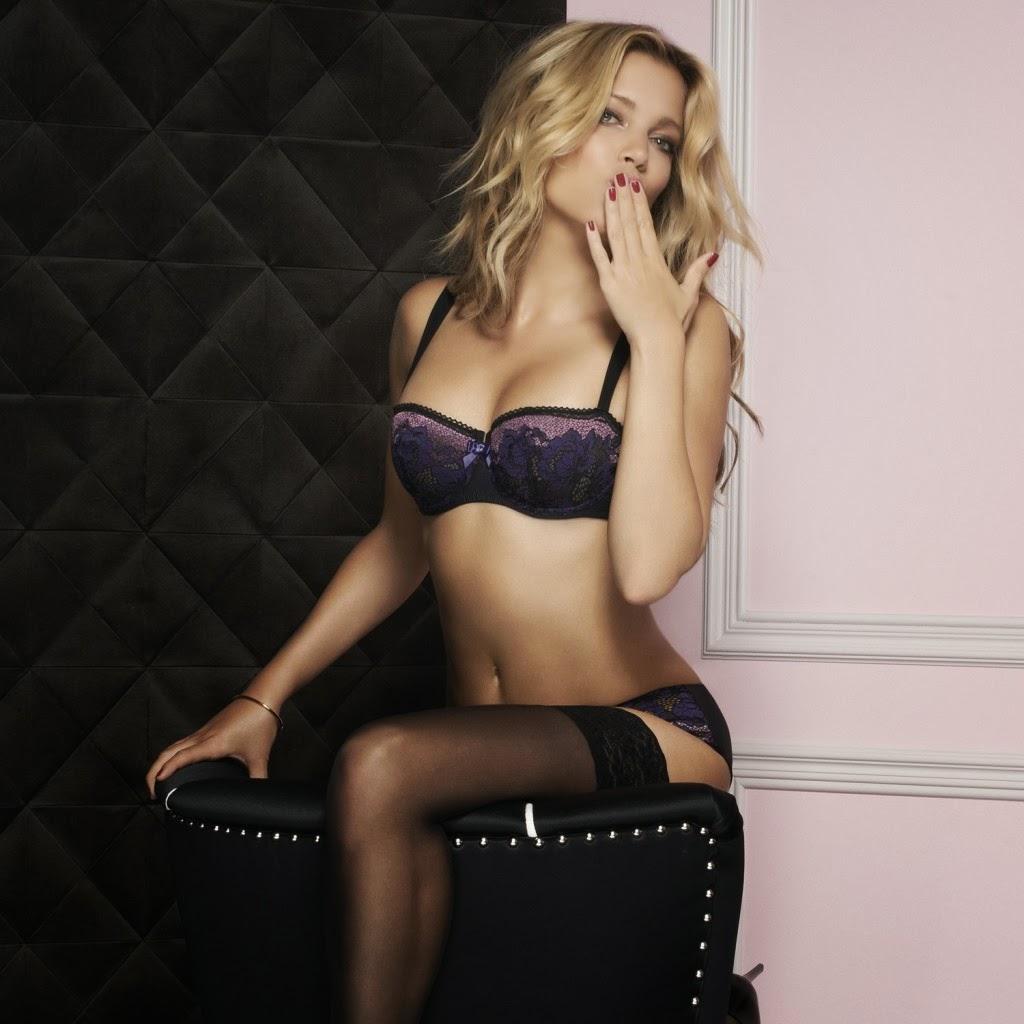 Wallpaper Country Girl Sylvie Van Der Vaart Hunkem 246 Ller Lingerie Models