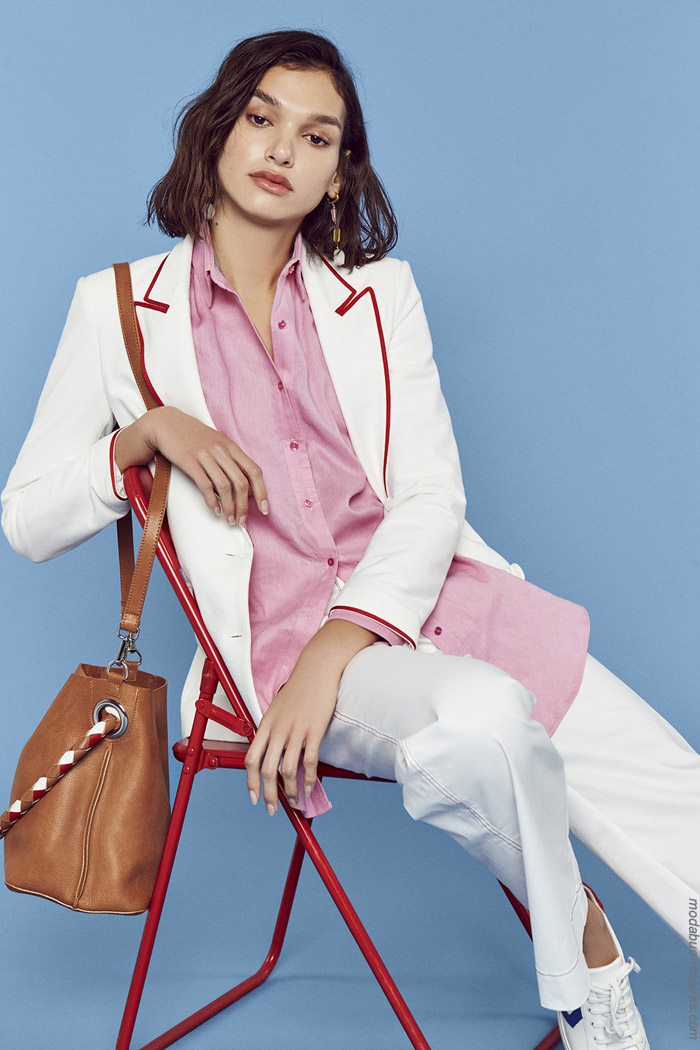 Moda mujer chaquetas, sacos y blazers primavera verano 2020.