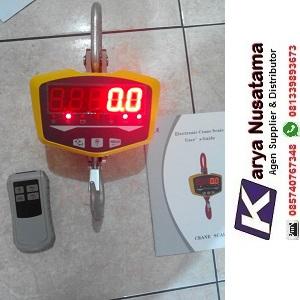 Jual Timbangan Gantung Digital 1 Ton dan 2 Ton OCS LE di Jepara